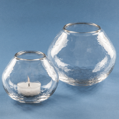 Arktis windproof candle holder and vase