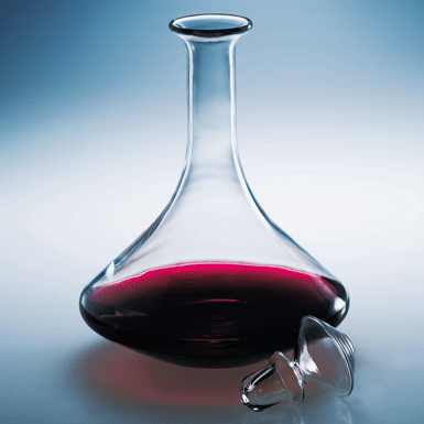 Decanter Trapeze