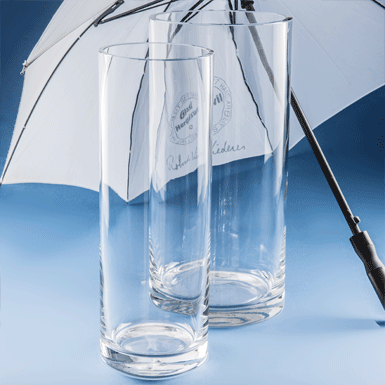 Cut umbrella