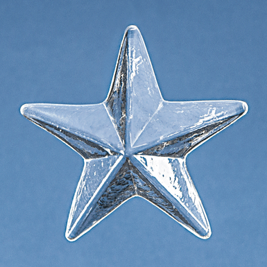 Star of Bethlehem without eye